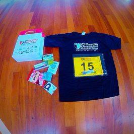 Começam as entregas dos kits da 5ª Maratona Internacional Maurício de Nassau