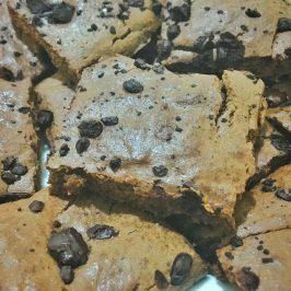 Receita de bolinho de chocolate | Paleo