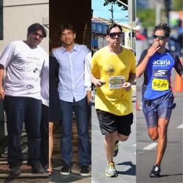 Da obesidade à ultramaratona