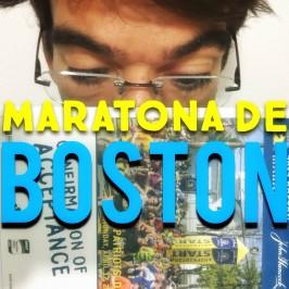 Recebi a carta de inscrição da Maratona de Boston