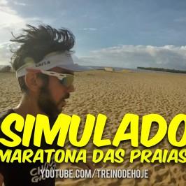 Simulado da Maratona das Praias – Longão de 34 km